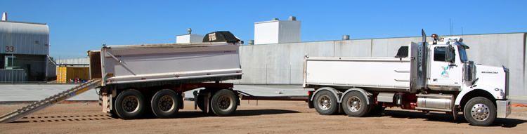 trucktipper