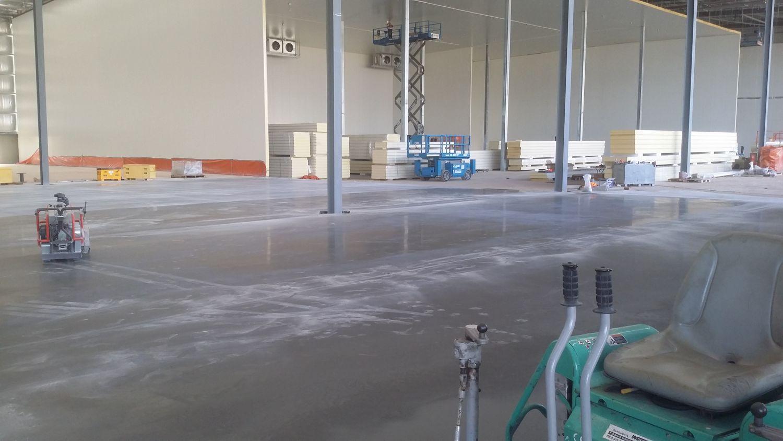 PHOTO-100516-Bidvest Facility-Warehouse Floor